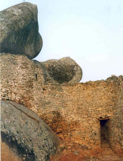 The Hill Complex at Great Zimbabwe
